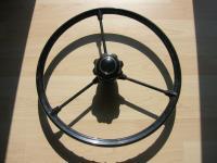 AGLA 3 spoke camping steering wheel