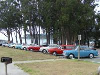 50 years of the VW Type 3 - Calif Central Coast