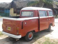 Cuban triple cab