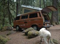 Olallie Campground, OR