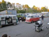 Transporterfest 2011, pre- and post- show gatherings