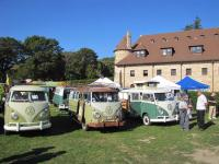 Buses at T'fest 2011