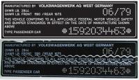 1979 VIN sticker redux