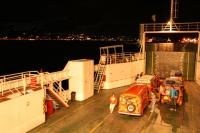 Bays on Boats, ferry to Sicily
