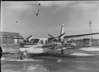 Pontiac MI Airport 1963