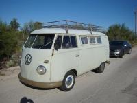 Split Bus Camper