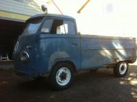 '60 Dove Blue Single Cab
