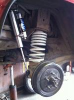 gowesty fox shocks and springs