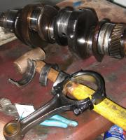 Ruined 1500 Crank and Rod