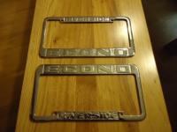 ECONO plate frames
