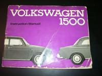 August 1962 owner's manual