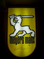 Meyers Manx Dealership Sign