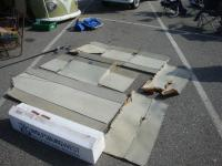 Parts from the event - Door Panels