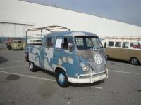 Dove Blue Double Cab