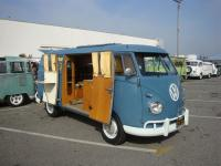 Dove Blue Hatchtop Westy