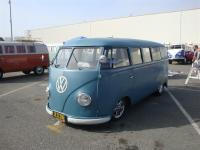 Dove Blue Barndoor Kombi