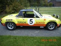 VW Porsche 914 / 6 Sunoco 24 Hours of Daytona 1971 replica