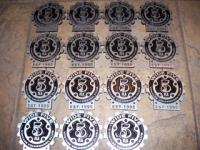 W5 Badges