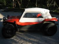 '69 meyers manx barn find... buried for 26 years!