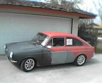 1967 VW Fastback Type 3