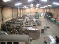 Klassic Fab factory