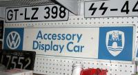 vw accessory sign