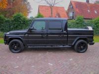 Benz G500 Doka