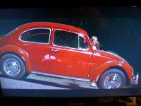 Red '67 Bug in the movie Scream
