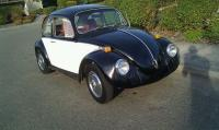 '70 std Beetle two-tone!!