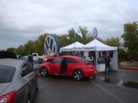 Swap meet photo - Peoria Volkswagen display