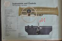 Instruments and Controls Convertible and Sedan poster