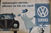 Volkswagen Service Poster
