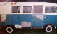 1987...my first bus
