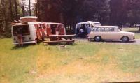 1988 or 89? Medford Oregon VW show