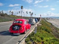 food drive from san pedro to venice beach