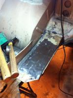 Barndoor welding