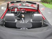 TMI carpet and panels, Corbeau seats, Westach instruments, good subwoofer
