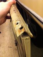 Restoring the barndoor of the barndoor?
