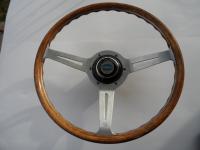 Les Leston Porsche steering wheel