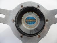 Rare Les Leston Porsche steering wheel