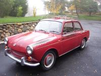 1963 Notchback with Pedro Sainz roof rack