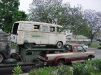 German Type 1 bumpers stolen 6/3-4/2003, p.m.