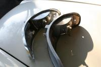 Chrome vs. Silver Signal Trim