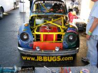 Super Beetle at the 24 Hours of LeMons race