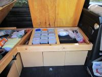 storage mods for long term camping