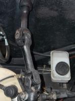 Steering knuckle setup on my RHD buggy