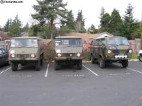 pinzgauer and syncro