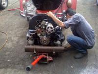 1965 VW 1200 Restoration - Project D