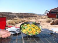 Vanagon Westy Cooking techniques?
