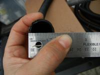 new side defroster vent hose diameter